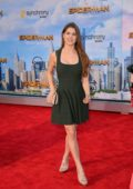 Amanda Cerny at Spider-Man: Homecoming Premiere at TCL Chinese Theatre in Los Angeles