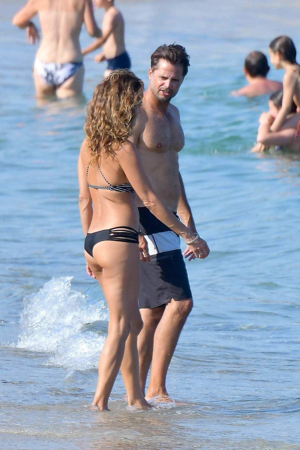 foto Brooke burke bikini pics st tropez