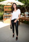 Emmy Rossum at Philanthropy Give Back Garden Party in Los Angeles