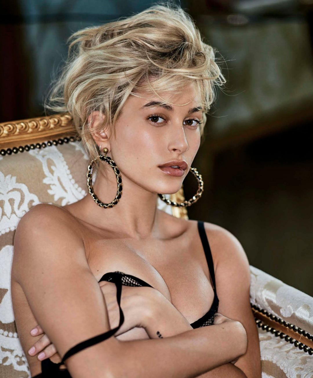 picture Hailey baldwin inside at the 2019 maxim hot