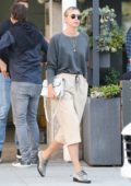 Maria Sharapova leaves a Lunch at Sugarfish in Beverly Hills