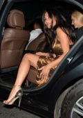 Nicole Scherzinger leaving the Rum Kitchen in London