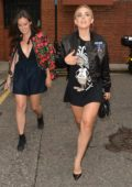 Tallia Storm on her way to the Magnum Event in London