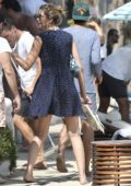 Ana Beatriz Barros in Mykonos for her First Wedding Anniversary
