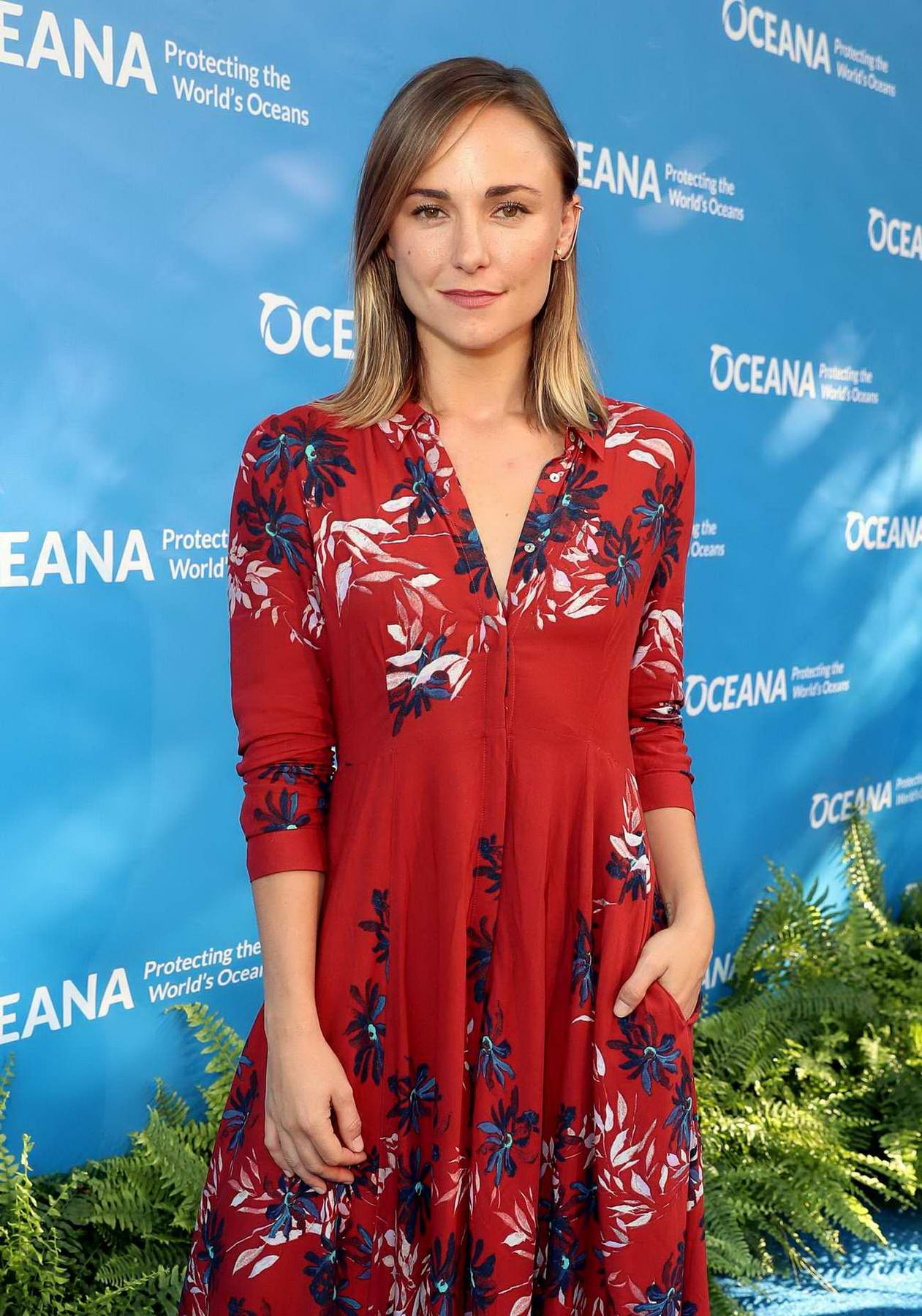 Briana Evigan at Oceana SeaChange Summer Party in Los Angeles
