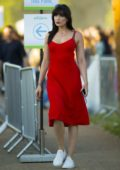 Daisy Lowe at British Summer Time Festival in Hyde Park, London