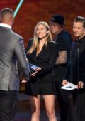Elizabeth Olsen at the 2017 ESPYS at Microsoft Theater in Los Angeles