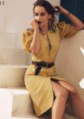 Emilia Clarke Photoshoot for ELLE Magazine US 2017