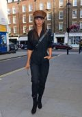 Emily Ratajkowski spotted in Central London