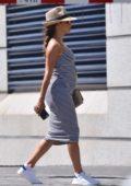 Eva Longoria out Shopping with Husband Pepe Baston in Puerto Banus, Spain