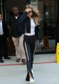 Gigi Hadid leaving her Apartment in Manhattan, New York