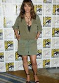 Halle Berry at Kingsman: The Golden Circle press line during Comic Con International 2017 in San Diego