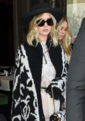 Jennifer Lawrence Out and About Shopping at Avenue Montaigne in Paris, France