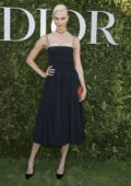 """Karlie Kloss at Christian Dior """"Couturier du Reve"""" Exhibition Launch Celebrating 70 years of Creation in Paris, France"""