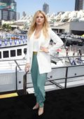 Katheryn Winnick at IMDBoat during Comic Con International 2017 in San Diego