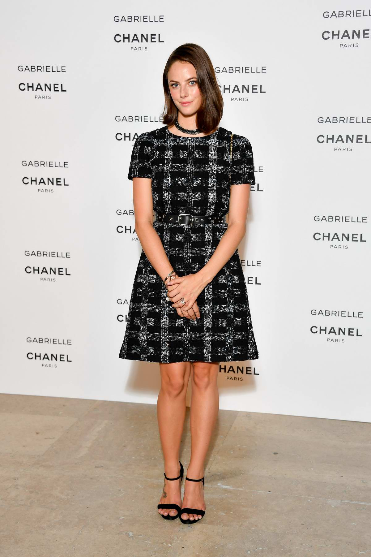 "Kaya Scodelario attends the Launch Party for Chanel's New Perfume ""Gabrielle"" in Paris, France"
