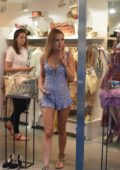 Kimberley Garner out for Shopping in Saint-Tropez, France