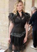 Kirsten Dunst at Rodarte Show Fall/Winter 2017 Haute Couture Paris Fashion Week in Paris, France