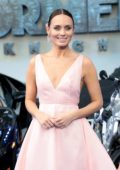 Laura Haddock at the Transformers the Last Knight film Premiere in London