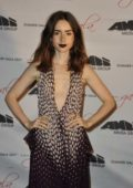 Lily Collins at 'To The Bone' premiere at the Ischia Global Festival in Ischia, Italy