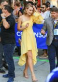 Lucy Fry spotted at Comic Con International 2017 in San Diego