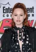 Madelaine Petsch at Entertainment Weekly party at Comic Con International 2017 in San Diego
