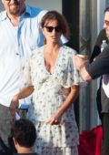 Penelope Cruz is spotted on the Set of American Crime in Los Angeles