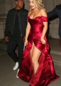 Rita Ora leaving Cartier Event at the Freemasons Hall in Covent Garden, London