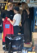 Rita Ora Shopping at a SoHo House Hotel in Berlin, Germany