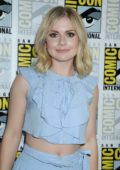 Rose McIver at iZombie press line during Comic Con International 2017 in San Diego