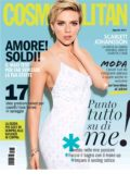 Scarlett Johansson in Cosmopolitan, Italy - August 2017