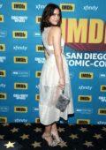 Shelley Hennig at IMDB Panel at Comic-Con International 2017 in San Diego