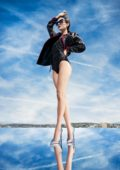 Victoria Justice for Sorbet Magazine -Summer 2017