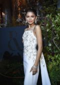 Zendaya Coleman at Ralph and Russo After Show Party at the Pavillon Cambon in Paris, France