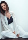 Alessandra Ambrosio for Harper's Bazaar Magazine, Greece - August 2017