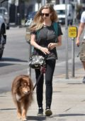 Amanda Seyfried and Thomas Sadoski out for lunch at Cheebo in West Hollywood, Los Angeles