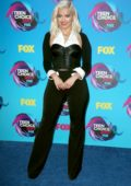Bebe Rexha at Teen Choice Awards 2017 at Galen Center in Los Angeles