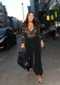 Casey Batchelor attends Ann Summers Store relaunch party in London