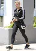 Chloe Grace Moretz coming out of a Spa in Studio City, Los Angeles