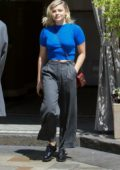 Chloe Grace Moretz out in West Hollywood
