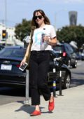 Dakota Johnson leaving a girls lunch in Los Angeles