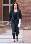 Demi Lovato out and about in Los Angeles