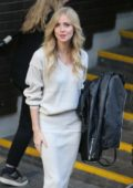Diana Vickers leaving the ITV Studios in London