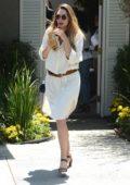 Elizabeth Olsen at Pre-Teen Choice Awards gifting suite in Brentwood, Los Angeles