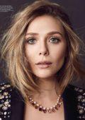 Elizabeth Olsen in Modern Luxury Magazine, September 2017