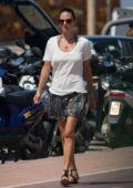Jennifer Connelly out and about in Formentera, Spain