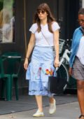 Jessica Biel out and about in Soho, New York