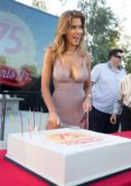 Kara Del Toro at the 75th Anniversary of Carl's Jr in Los Angeles
