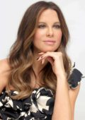Kate Beckinsale at the 'Only Living Boy in New York' film photocall and press conference in New York
