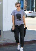 Kate Mara spotted leaving Ballet Bodies in Los Angeles